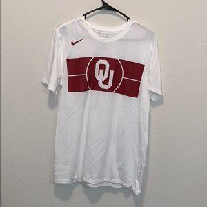 Nike OU basketball t-shirt